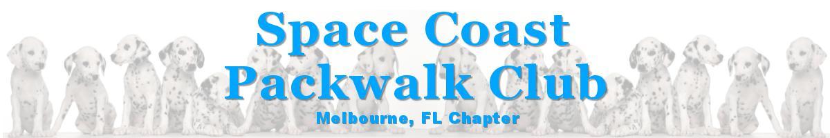 Space Coast Packwalk Club